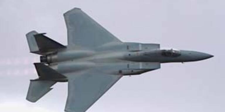 Kampfjets hielten Blair-Jet für Terrorflieger