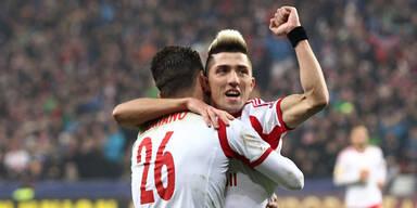 Cup-Sieger Red Bull Salzburg startet Mission Pokalverteidigung