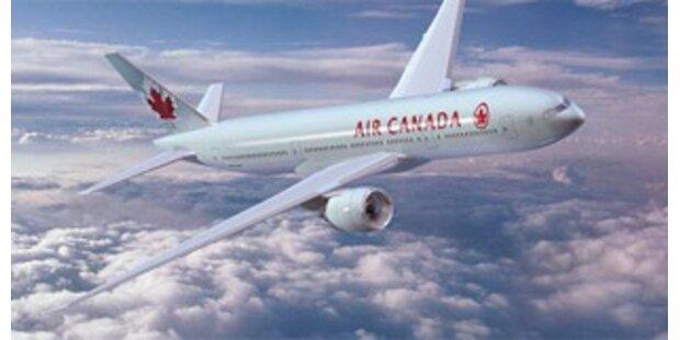 Laser-Attacken gegen Flugzeuge in Kanada
