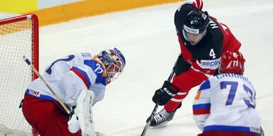 Kanada deklassiert Russland