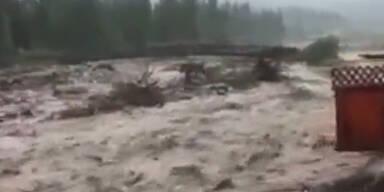 Dramatisch: Kanada kämpft mit Hochwasser