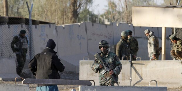 37 Tote bei Taliban-Angriff auf Flughafen