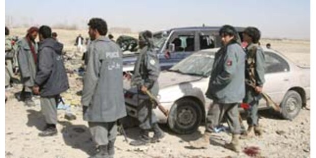 80 Tote bei Anschlag in Kandahar