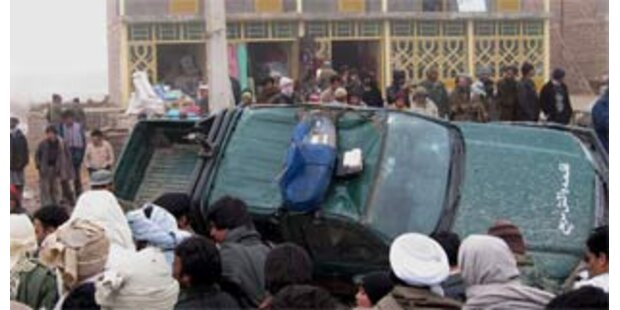35 Tote bei Anschlag in Kadahar