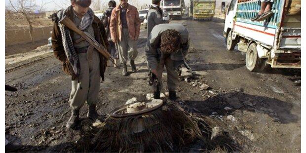 Nato-Soldat bei Gefechten getötet