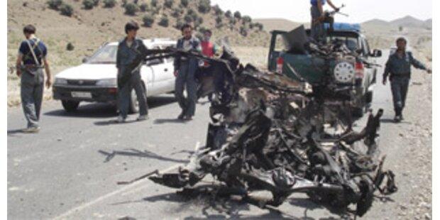 Sechs ISAF-Soldaten in Afghanistan getötet
