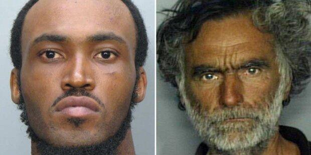 Miami Zombie-Opfer kämpft um sein Leben