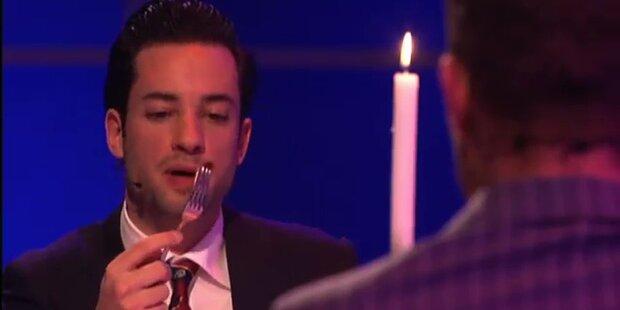Kannibalen-Experiment im holländischen TV