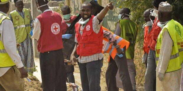 Explosionen in nigerianischer Stadt Kano