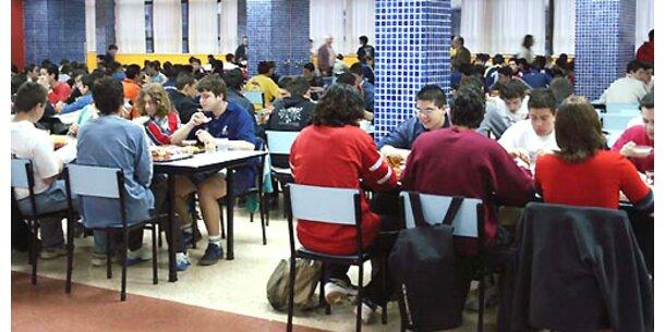Ärztekammer fordert Verbot von Fast-Food in Schulen