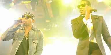 Jay-Z und Kanye West: Album diese Woche?