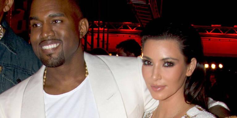Kanye beteuert in Show seine Liebe zu Kim