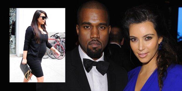 Kanye West: Verriet er Geburts-Termin?