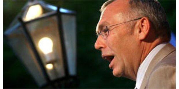 Gusenbauer will weiter Kanzler bleiben