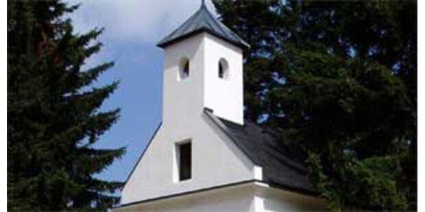 Oststeirische E-Bay-Kapelle eingeweiht