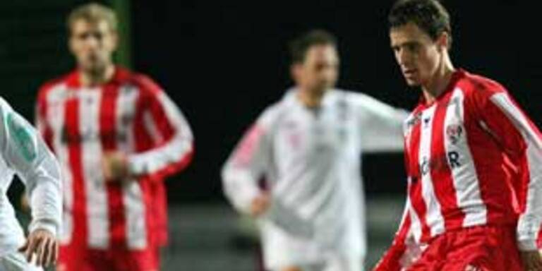Junior Bullen besiegen Austria Amateure