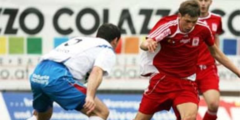 Kapfenberg vs. Kärnten