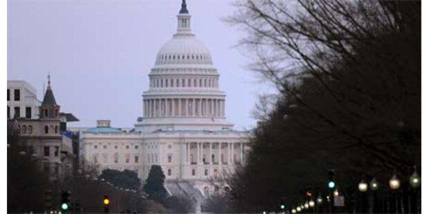 Terror-Anschlag auf Kapitol verhindert