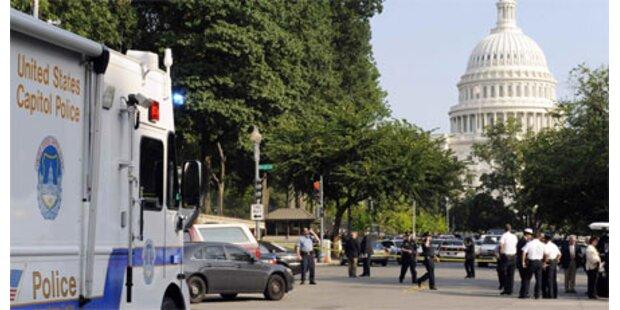 Mann in der Nähe des Kapitols erschossen