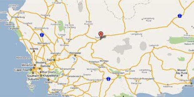 Unfall mit desolatem Bus in Südafrika