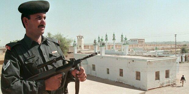 97 Islamisten in Pakistan festgenommen