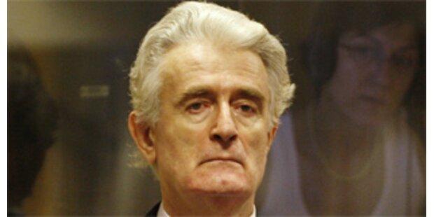 UN-Richter beschließen gestraffte Karadzic-Anklage