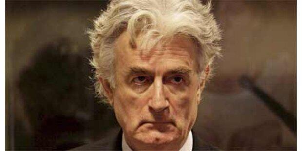 Karadzic-Prozess beginnt am 26. Oktober
