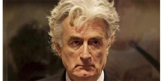 Karadzic-Prozess ohne Karadzic vertagt