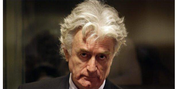 Karadzic erhält Pflichtverteidiger