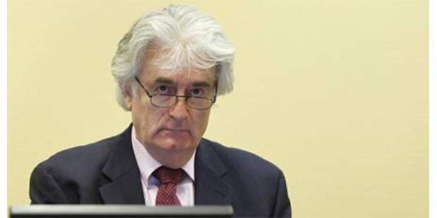 Pflichtverteidiger für Karadzic bestellt