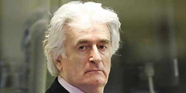 Karadzic-Prozess erneut vertagt