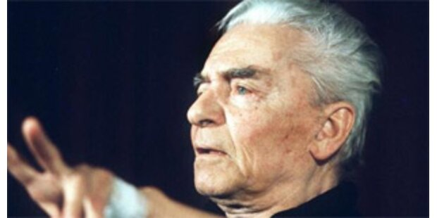 Karajan überflügelt Mozart