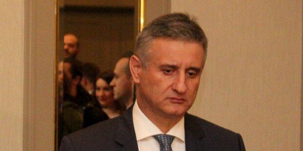 Kroatischer Vize-Regierungschef zurückgetreten