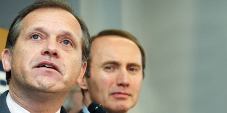 Strasser- Affäre wird zu EU-Krimi