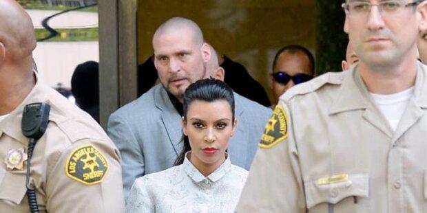 Kim Kardashian von Kris Humphries geschieden