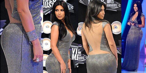 Kim Kardashian: Pfundig nach Hochzeit