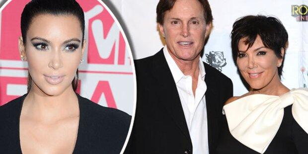 Scheidung für Kim Kardashians Mutter?