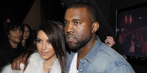 Kim ist vergeben: Sie turtelt mit Rapper