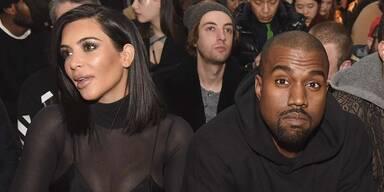 Scheidung bei Kim & Kanye: So wird Vermögen aufgeteilt
