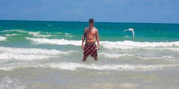 Sohn flüchtet mit 100.000€ in die Karibik