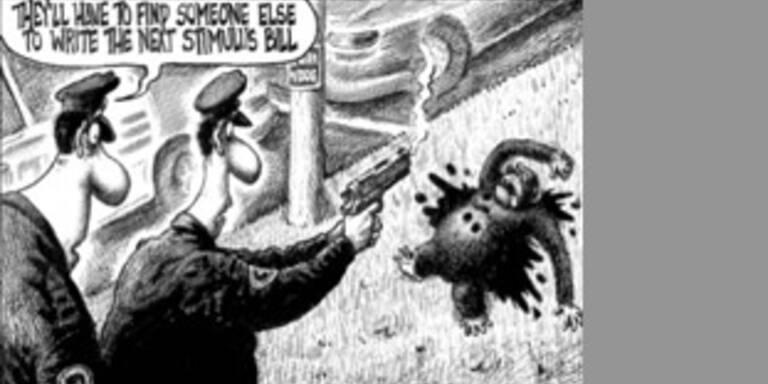 Zeitung entschuldigt sich für Affen-Karikatur