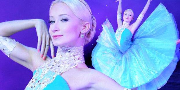 Sarkissova: Gegenwind für Ballerina