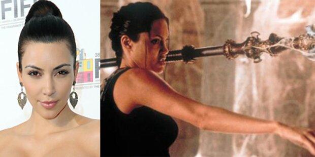Kurvig: Kardashian soll Jolie ersetzen