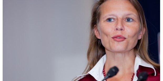 Beatrix Karl soll Ministerin werden