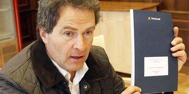 Pfeifenberger-Prozess: Ex-Politiker gesteht Scheinrechnung