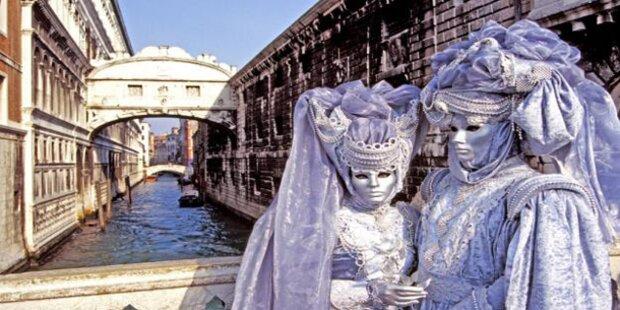 Mit dem Sonderzug nach Venedig
