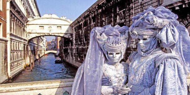 Zugreise Karneval Venedig Joe24 Bringt Sie Mit Dem