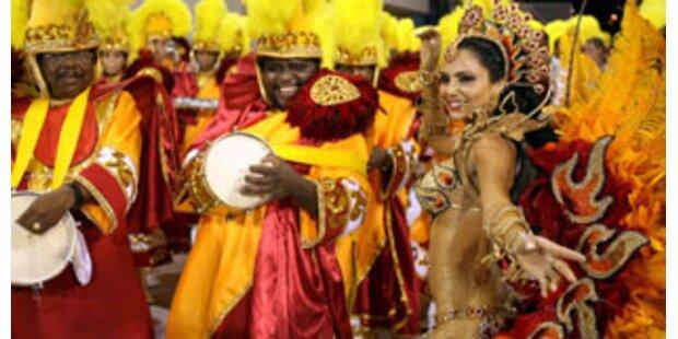Karneval von Rio bis Venedig