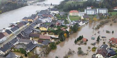 Kärnten bereitet sich auf Hochwasser vor