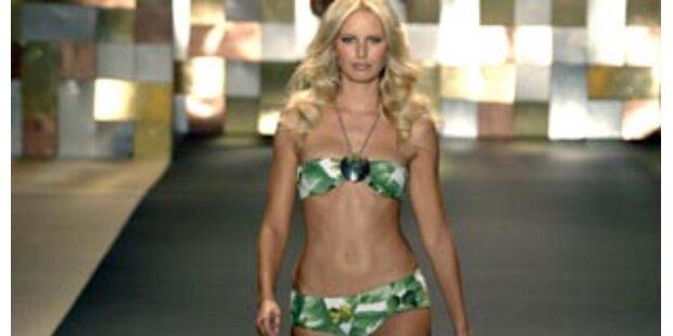 Victoria Secret-Model als fett beschimpft